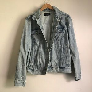 Pacsun jean jacket